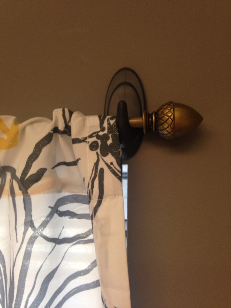 Creative Way To Hang Curtains And Without Putting Holes In The