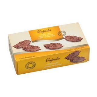Bonbons de Chocolat Fourre- Cupido