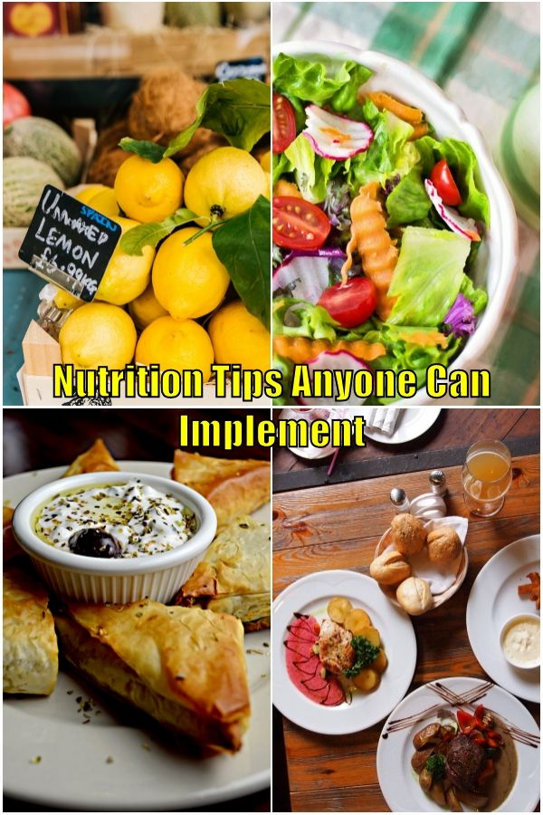 Nutritional Food Good Tips You Must Know in 2020 Simple