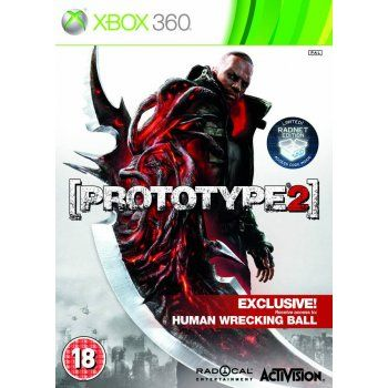 Prototype 2 (Radnet Edition) http://www.play-asia.