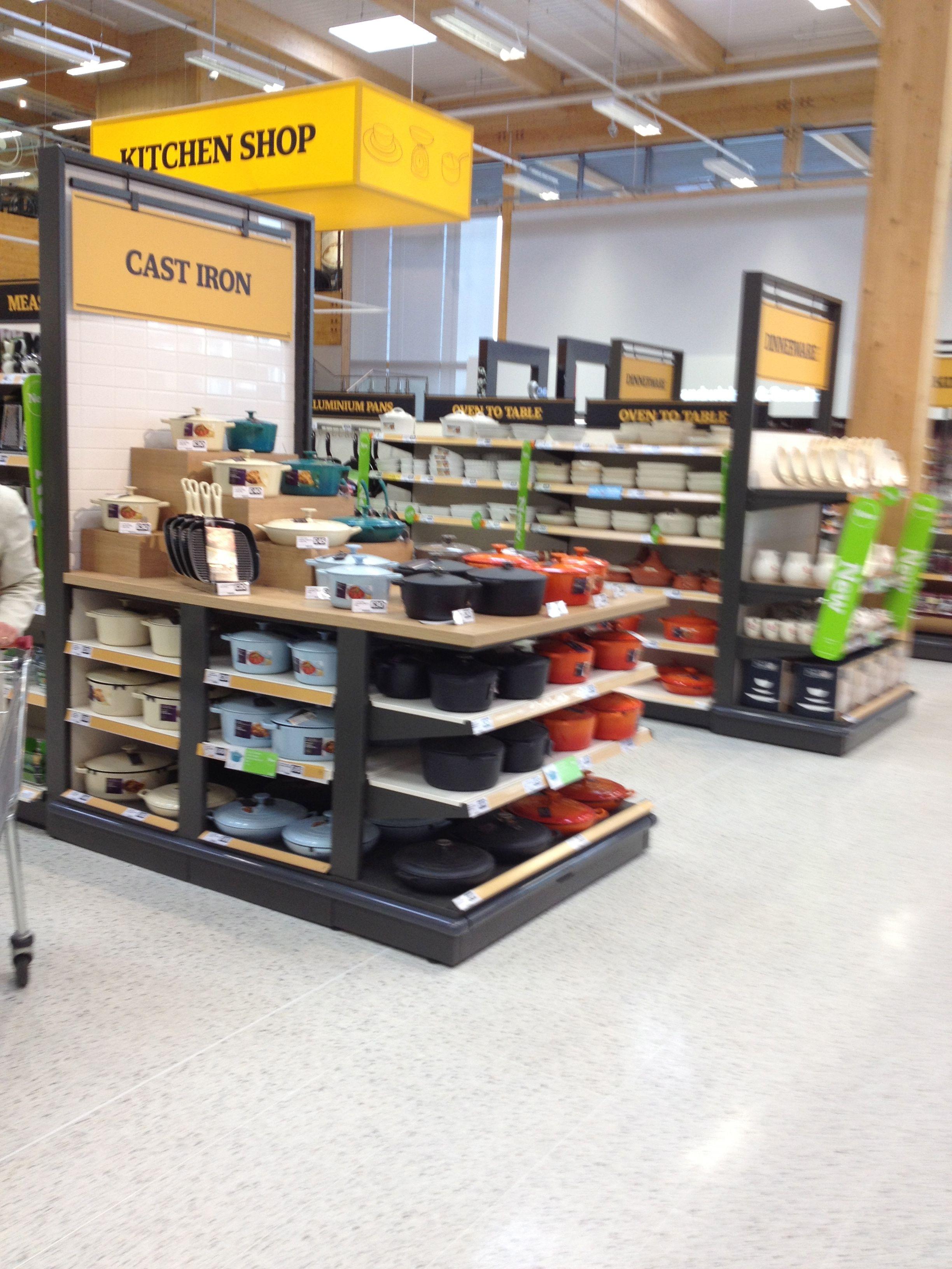 White apron sainsburys - Sainsbury S Kings Lynn Homewares Home Cook Dine Supermarket General