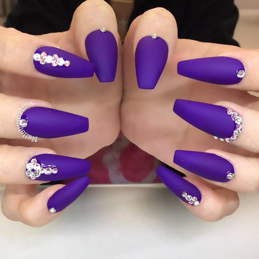 8,130 Likes, 154 Comments - Matte Queen (@nailsbymztina) on ...