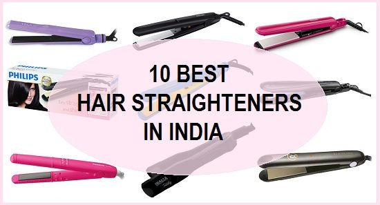 Top 14 Best Hair Straighteners in India | Best hair