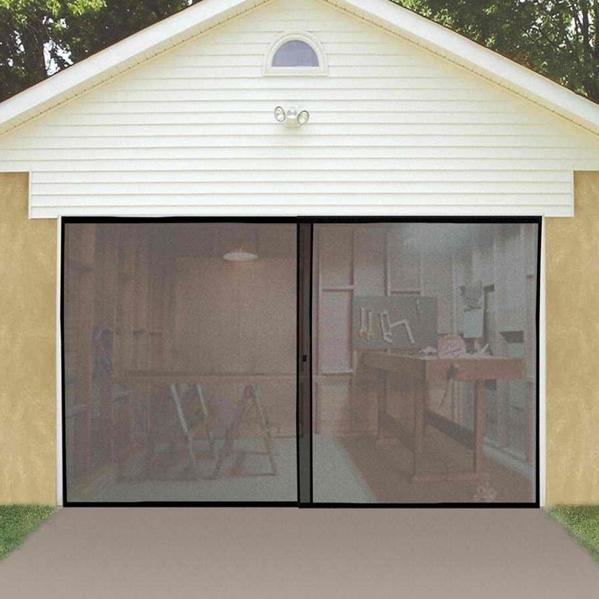 Instant Garage Screen Door Assorted Sizes Pinterest Instant