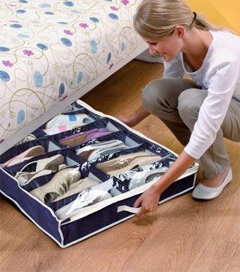 debajo de la cama | organització | Pinterest | La cama, Camas y ...