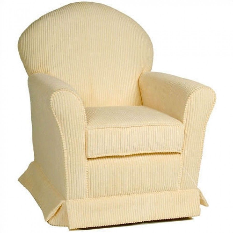 Little Castle Royal Loose Cushion Glider With Slipcover 31lc Sc