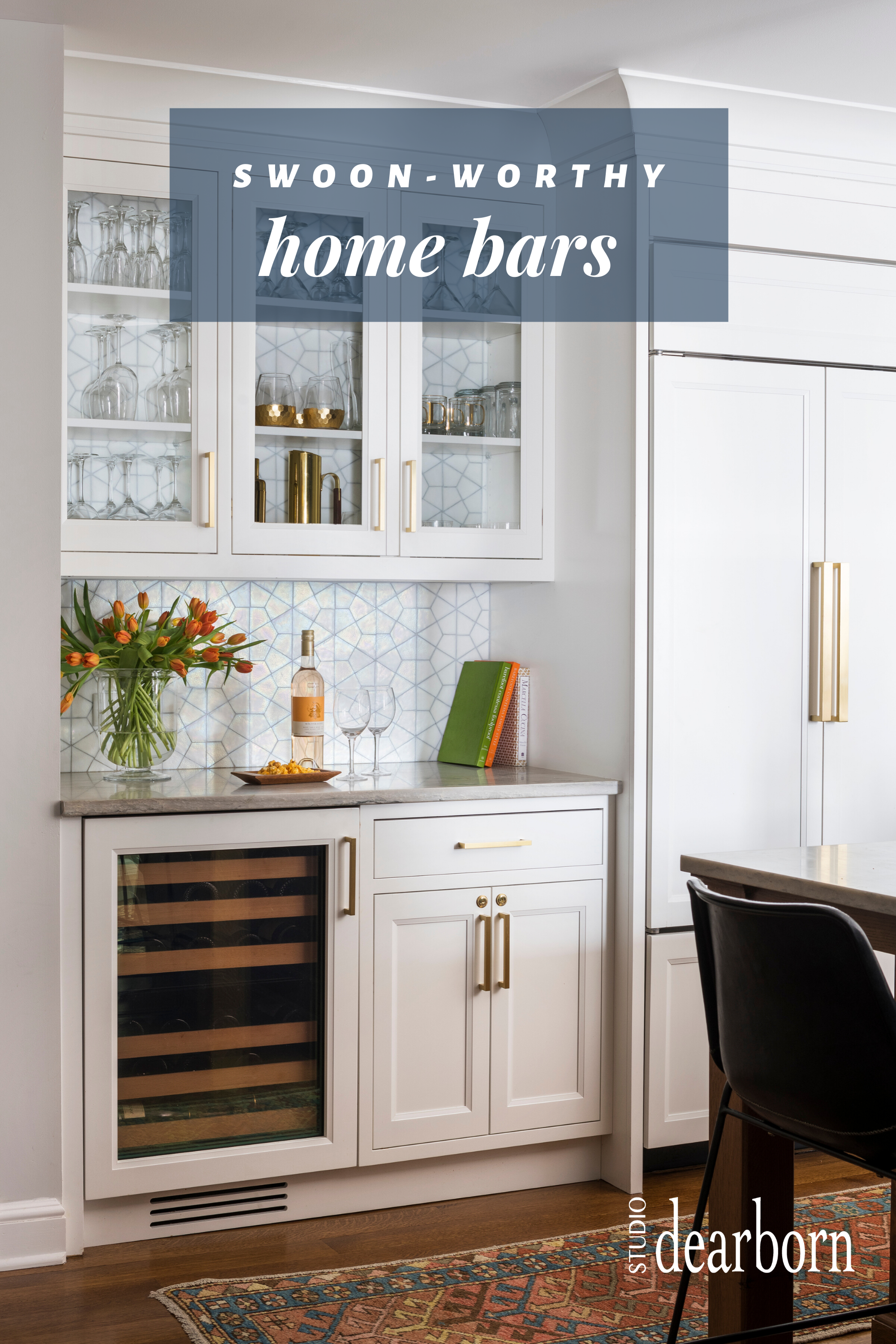 An Inspired Roundup Of Kitchen Wet Bar Home Bars To Enjoy During Shelter In Place Or Cocktail Hour Bars For Home Home Wet Bar Kitchen Wet Bar
