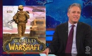 Jon Stewart Rips Hypocrisy Of GOP Senators Who Blocked Veterans' Benefits Bill | Mediaite