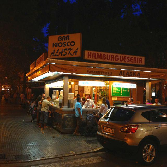 Visit Bar Kiosco Alaska Palma De Mallorca Con Imagenes
