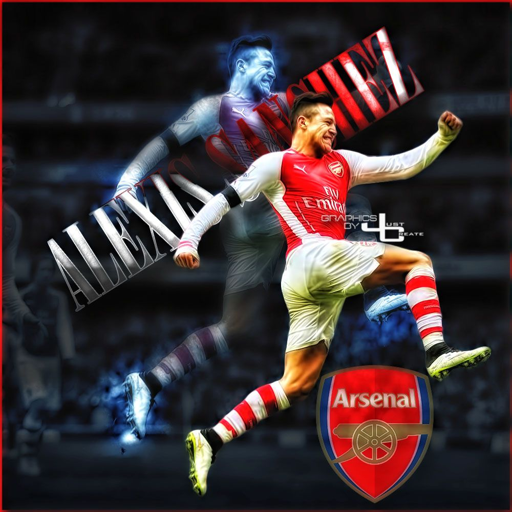 Alexis Sanchez Graphics By Justcreate Sports Edits Alexis Sanchez Sport Soccer Sports