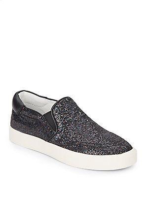 7c11f6c432 Ash Impulse Glitter Skate Sneakers - Black - Size 40 (10)