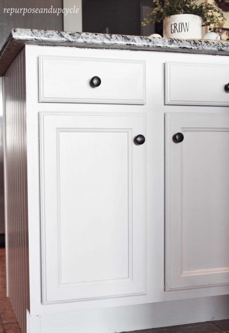 Painting Kitchen Cabinets without Primer; Does this Work ...