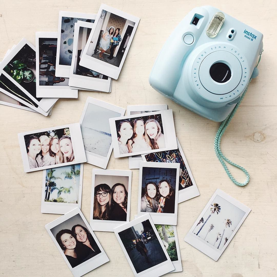 what to take polaroid pictures of