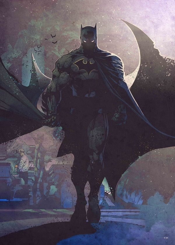 DC Comics Classic Heroes Displate Posters