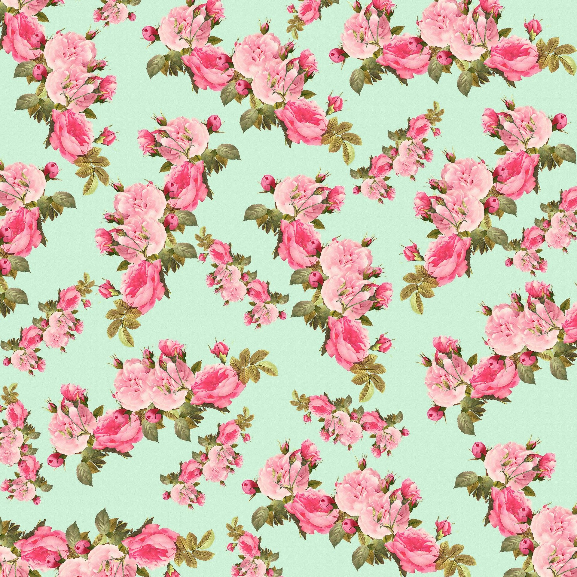 Vintage Roses Floral Background Free Stock Photo Public Domain 3623
