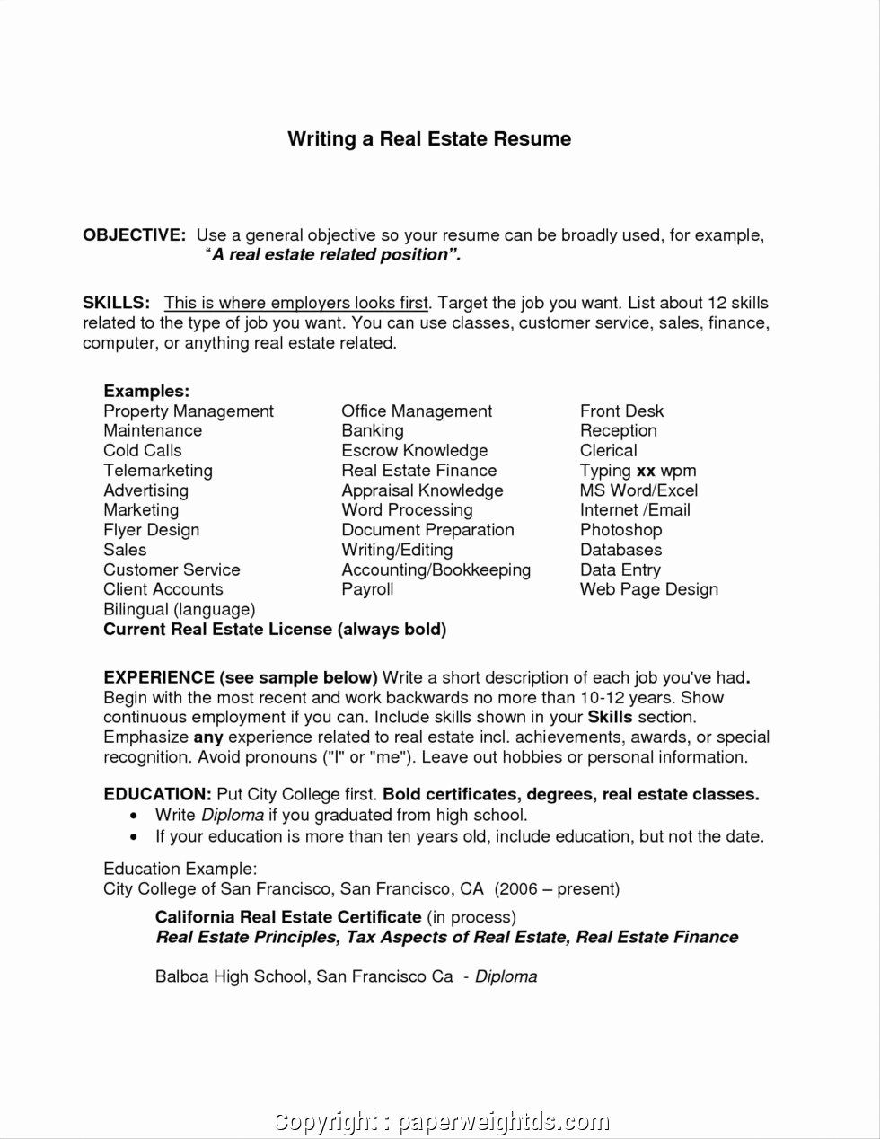 Generic Objective For Resume Elegant Simply Generic Resume Objective Ge Good Objective For Resume Resume Objective Examples Resume Objective Statement Examples
