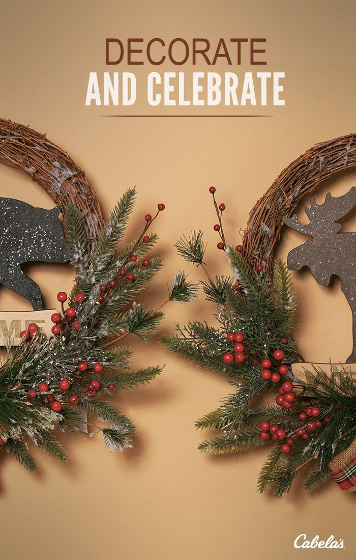 Decorate Your Home With New Favorite Christmas Decor From Cabelas