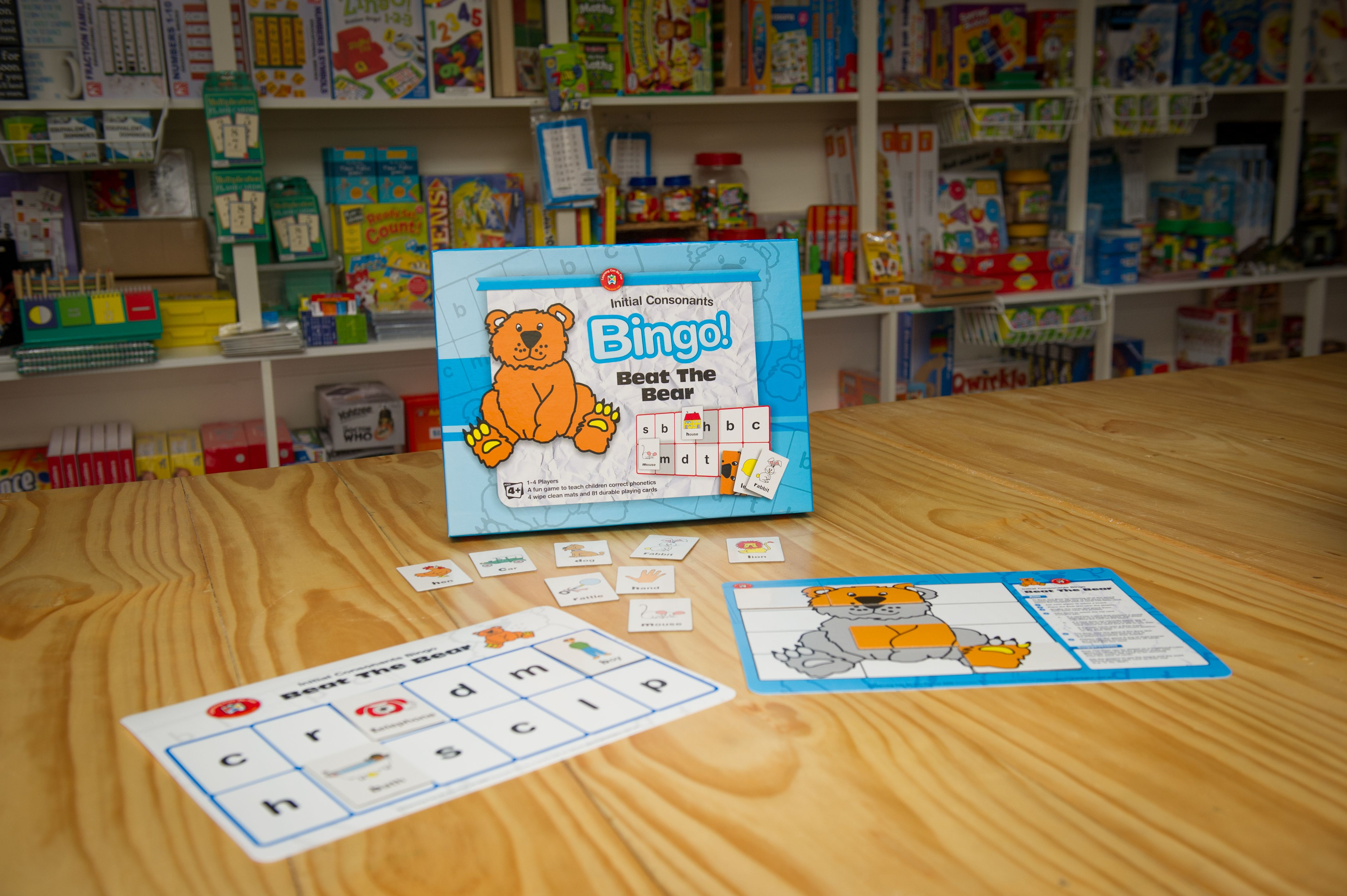 SMART Bingo for kids Check out thesmartplaybook to learn