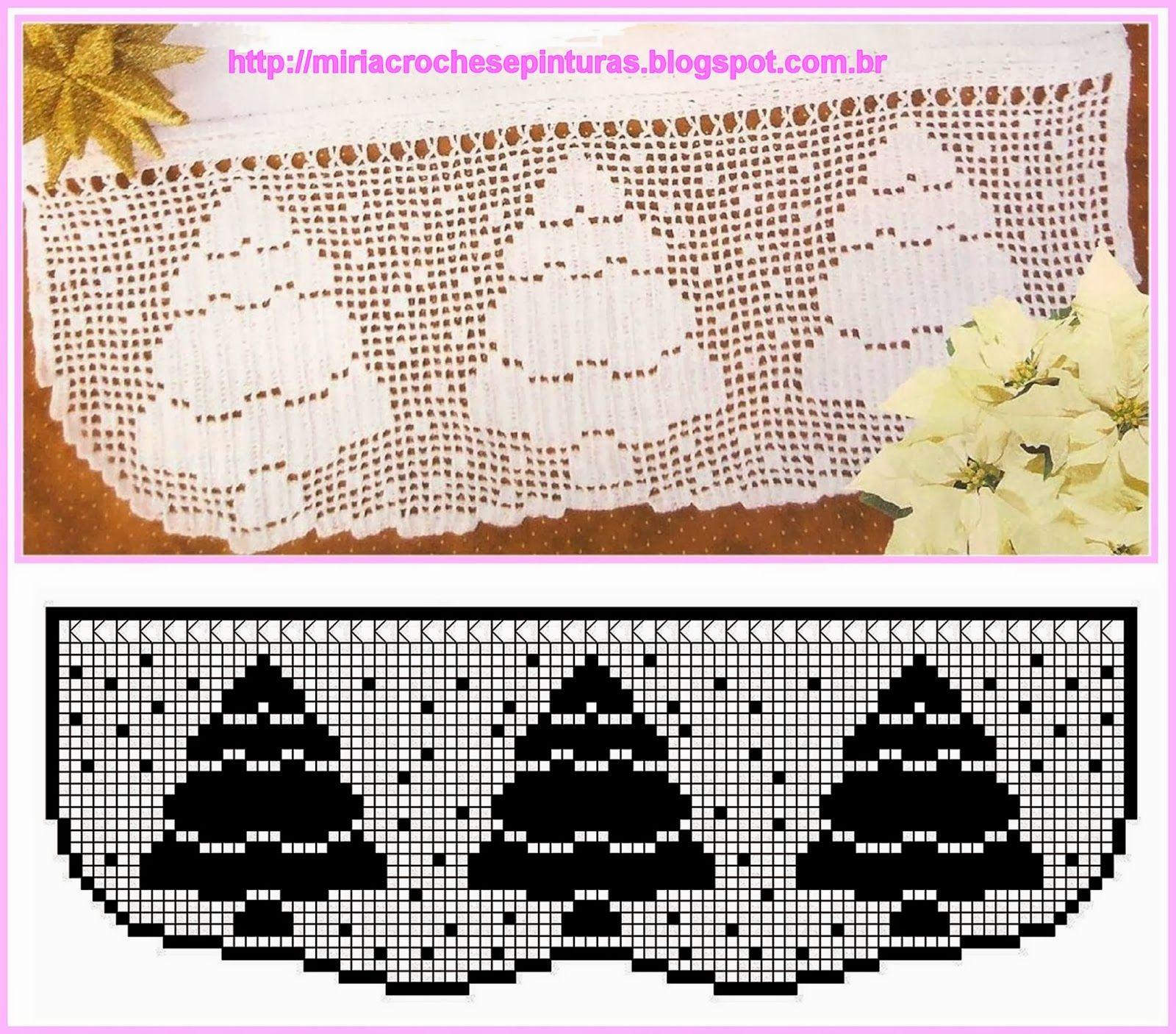 Gehäkelte Weihnachtsbäume | Häkeln | Pinterest | Weihnachtsbäume ...