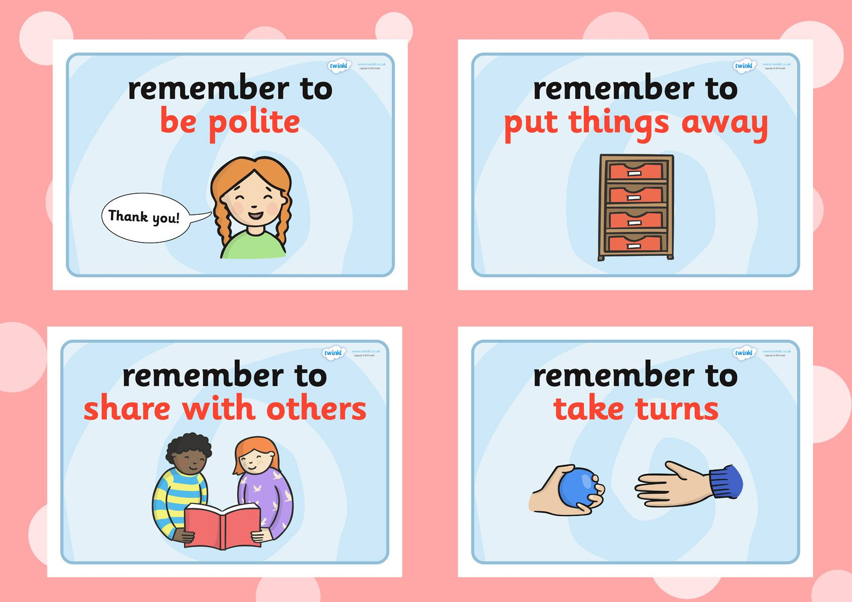 Twinkl Resources Gt Gt Good Manners Posters Gt Gt Printable Resources For Primary Eyfs Ks1 And Sen
