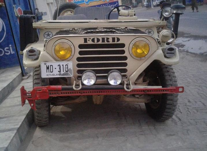 Ford M825 Mutt 1982 Willys Jeep Jeep Willys