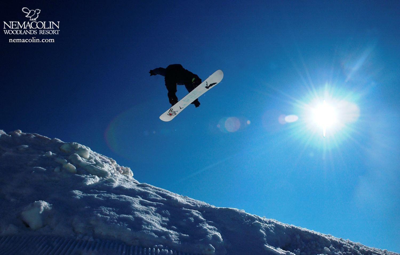 Snowboard And Skiing At Nemacolin S Mystic Mountain Snowboarding Vacation Ski Resort Adventure Center