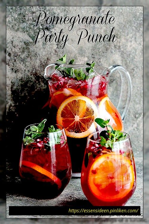 Alkohol Rezepte Party