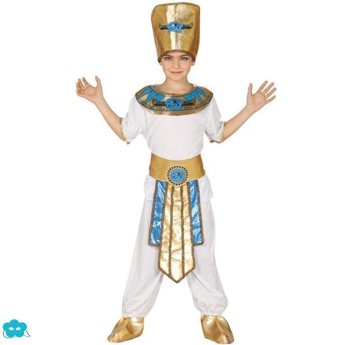 Disfraz De Faraón Egipcio Para Ballet NiñoVestuarios 1cKlJT3F