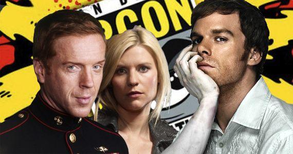 #Comiccon 2012 – Dexter e Homeland nel panel Showtime con trailer e anticipazioni #comicconsw #comicconit #dexter #sdcc
