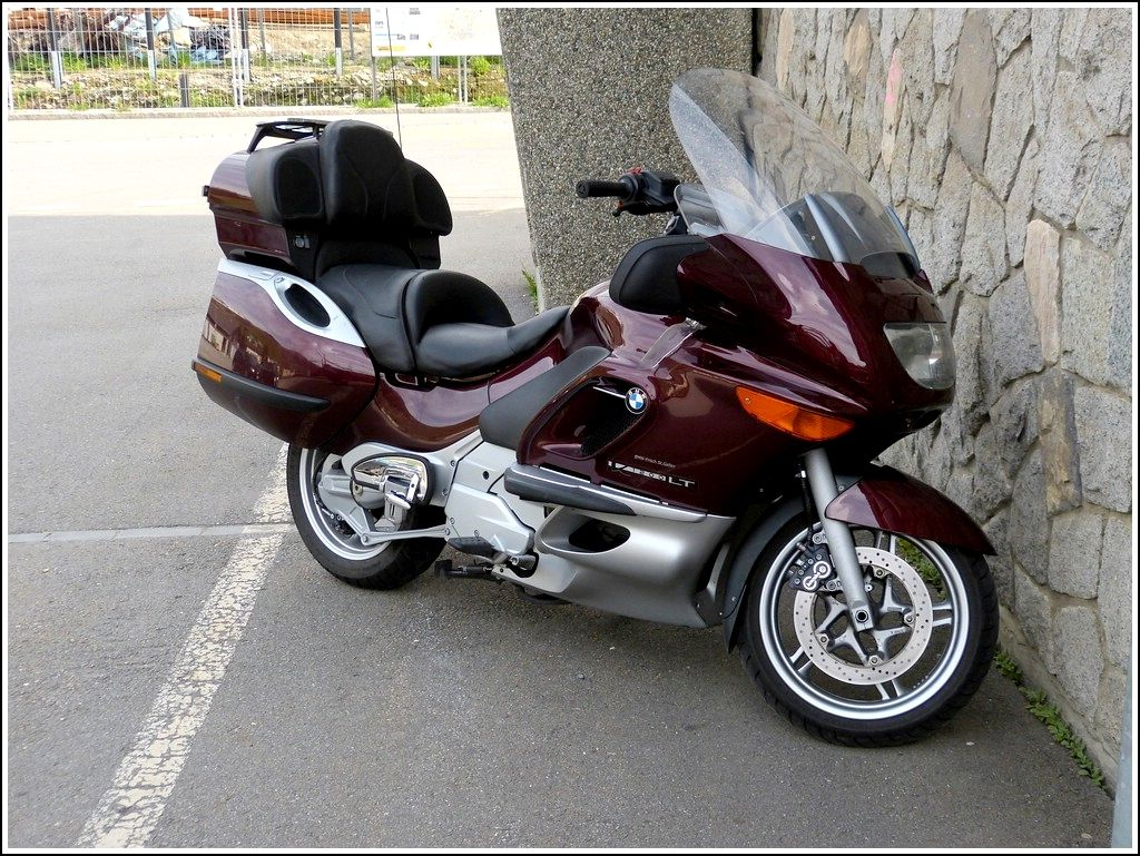 Bmw K 1200 Lt Bmw Motorcycles Monster Bike Bmw