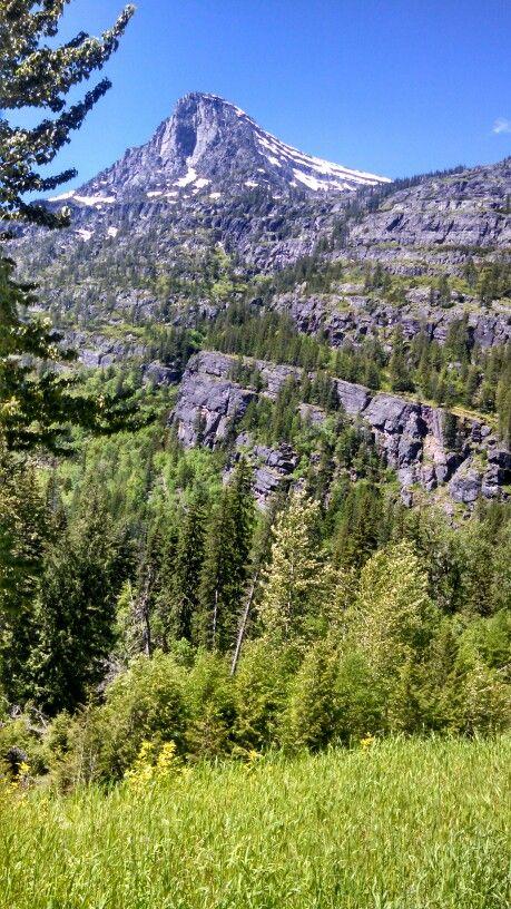 Glacier Park Area
