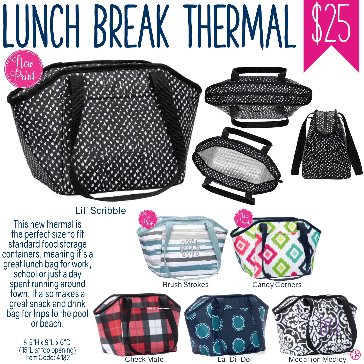 4918444daf85 Thirty-One Lunch Break Thermal - Spring/Summer 2017 | Thirty one ...