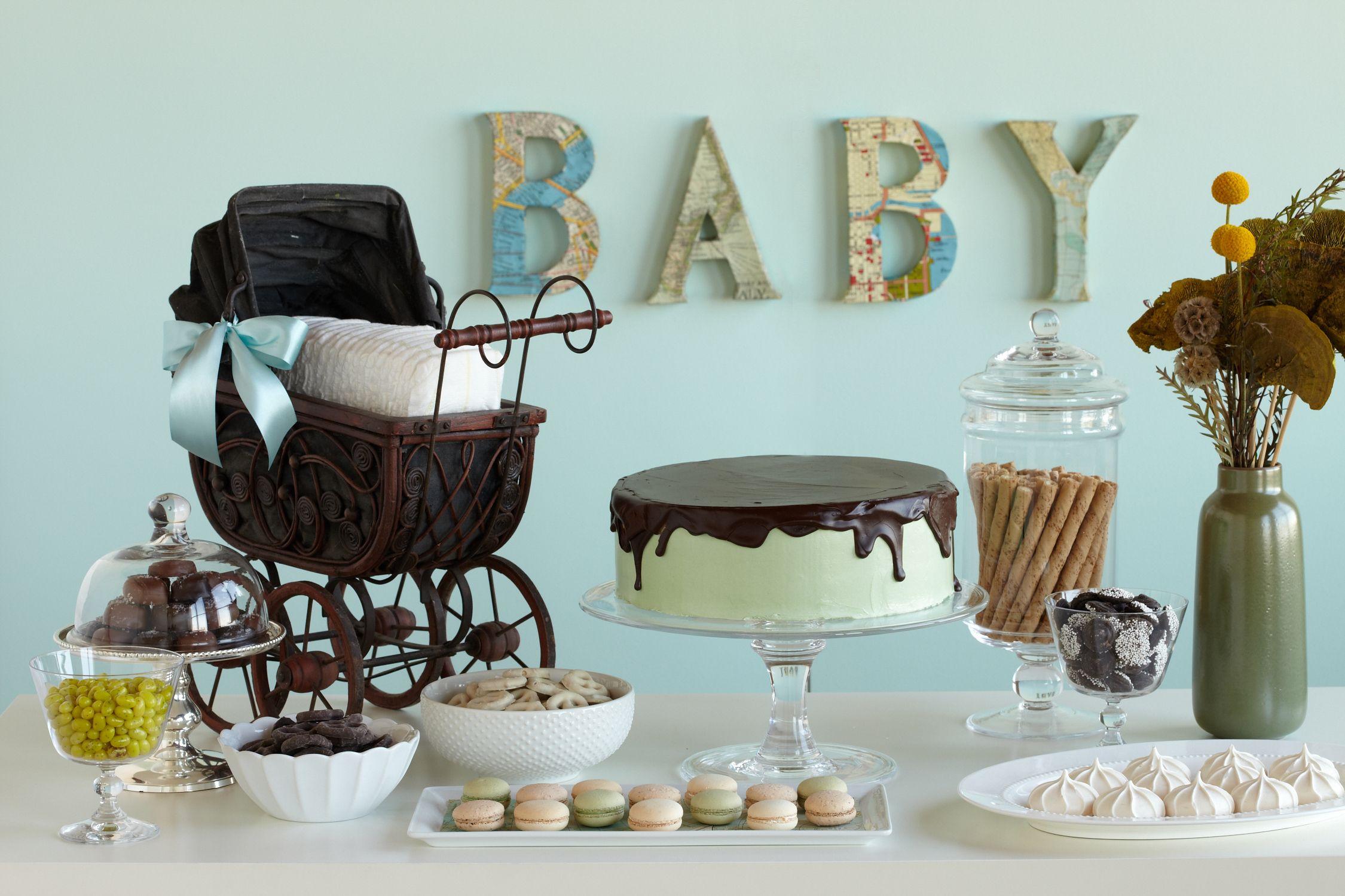 Baby Shower Themed Drinks ~ Vintage maps vintage maps baby shower vintage and baby shower