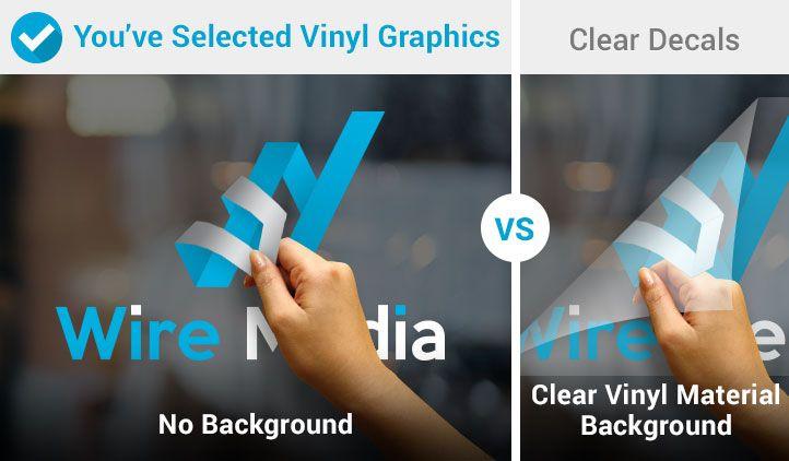 Vinyl Window Graphics StickerYou Products Window Graphics - Vinyl decals for glass windows