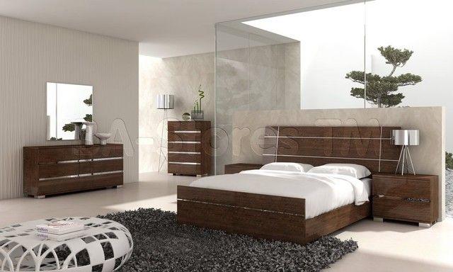 Contemporary Walnut Bedroom FurnitureHome Design | Home Design