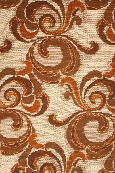 zware kwaliteit vintage barok retro gordijn. GROOT! | OUR VINTAGE ...