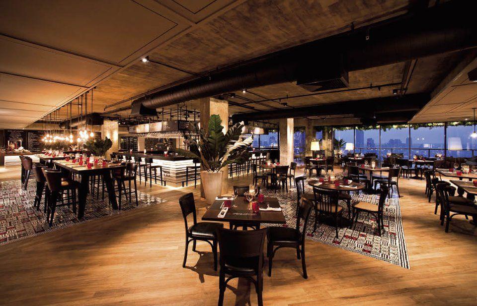 Bangkok - Scarlett wine bar & restaurant www.wherethailand.com #wherethailand #wherethailandmagazine