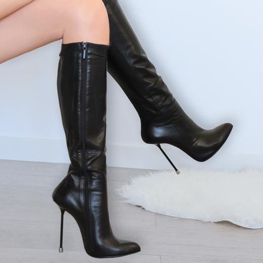 9163f3068c1e4 CHARLOTTE LUXURY: Charlotte Luxury Shop | Luxury Leather High Heel ...
