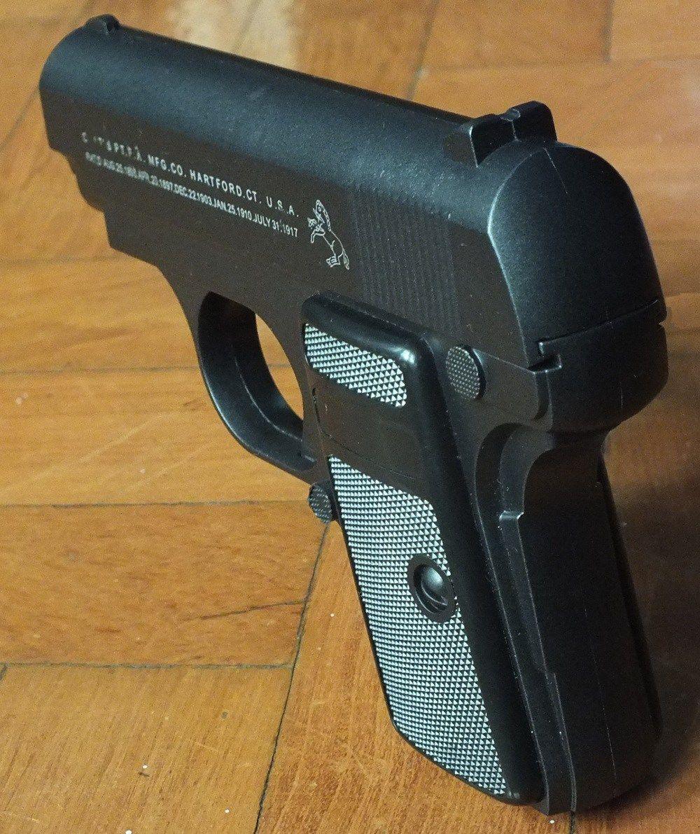 Colt Model 1908 Vest Pistol in .25ACP | Guns & Such..... | Pinterest ...