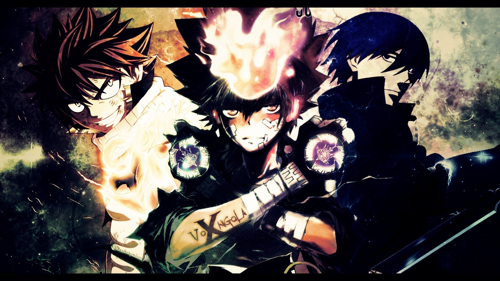 Epic Anime Wallpaper Picture Sdeerwallpaper