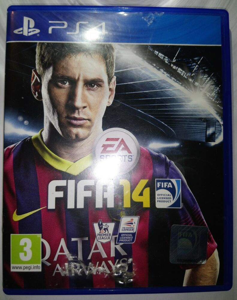 Details about FIFA 14 (Sony PlayStation 4, 2013) in 2020