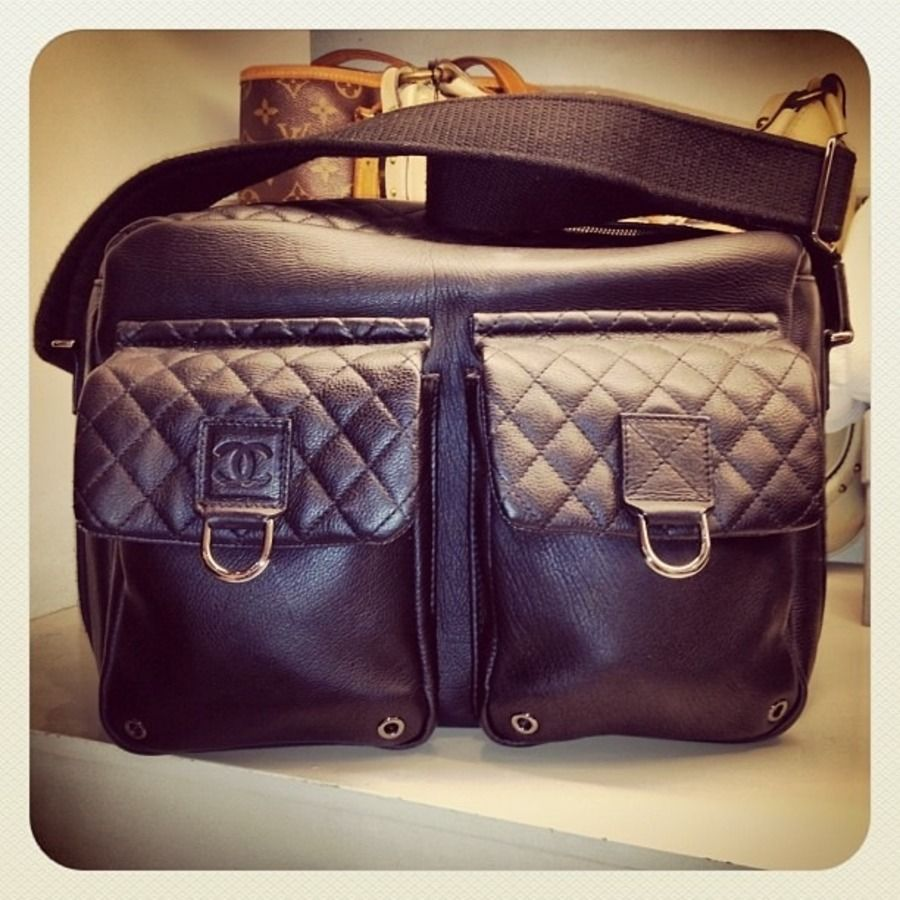 1762418bc300 starting my chanel diaper bag fund NOW. :) | Accessorize | Bags ...