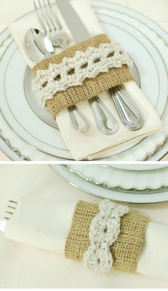 25+ Christmas Table Decorations & Place Settings | Diy christmas ...