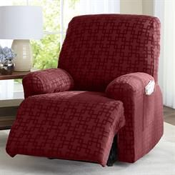 Easton Stretch Recliner Slipcover i like this one 49.99 at brylane home