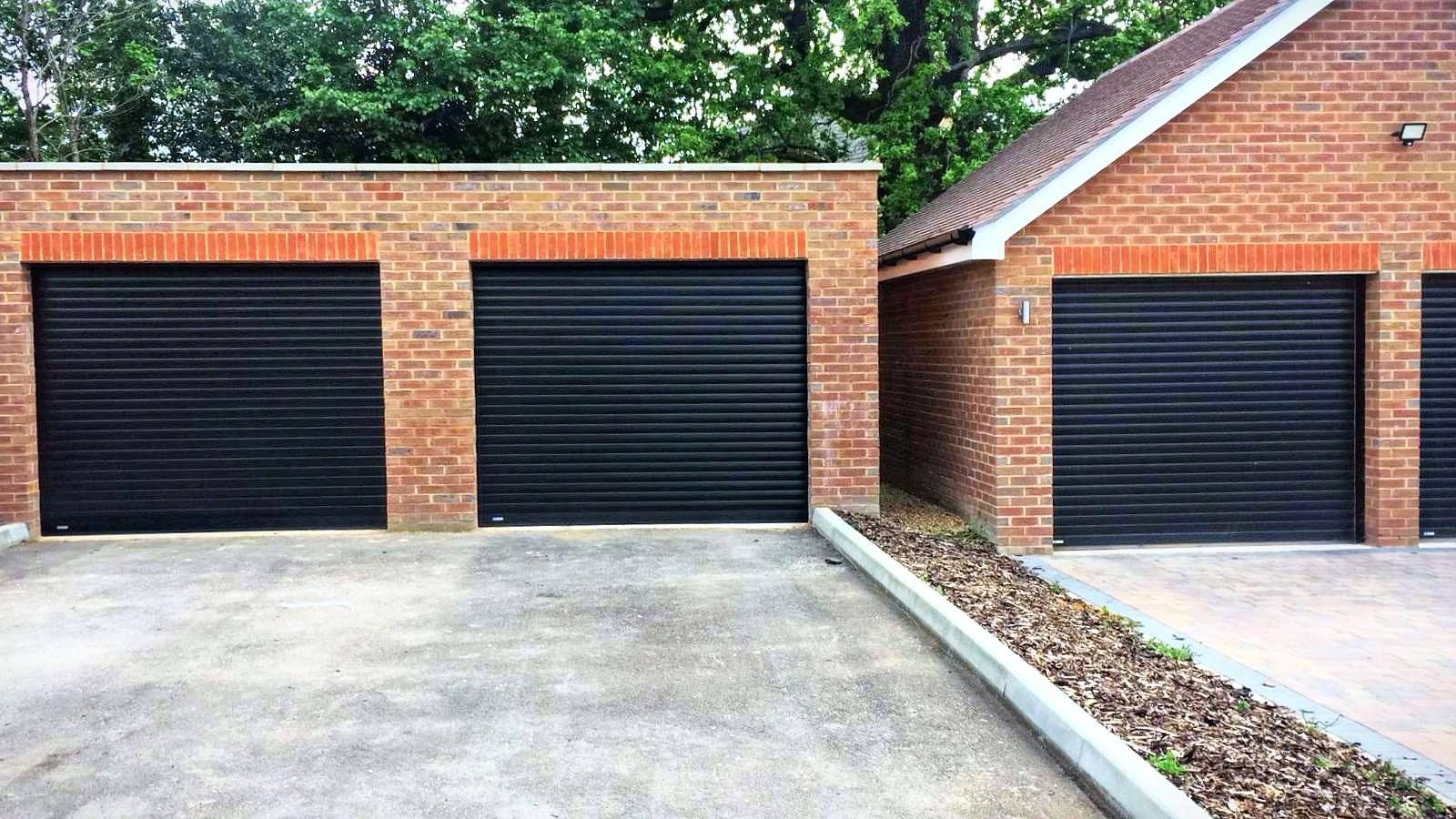 Installed By Access Amp Security Ltd Garage Doors Door