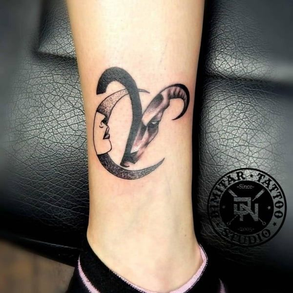 524850a2e Girly Aries Symbol Tattoo Awesome aries tattoo designs design trends ...