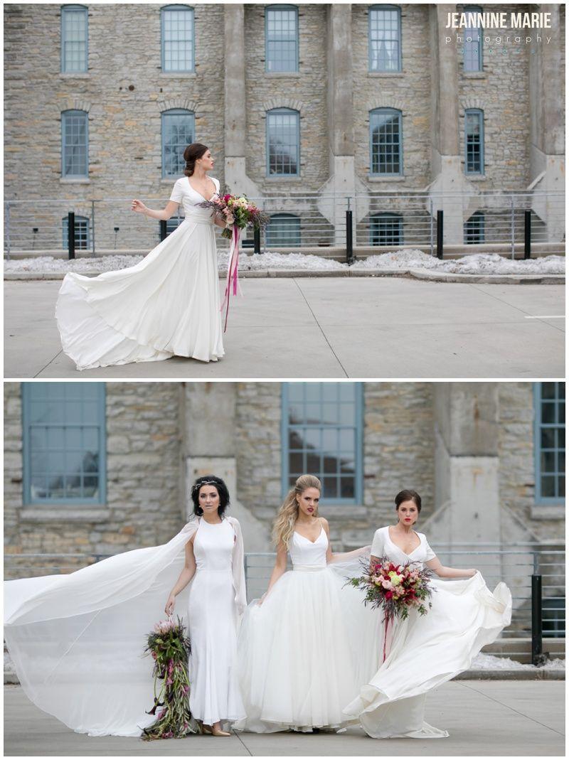 Machine Shop | Minneapolis, Bridal hair and Photographers