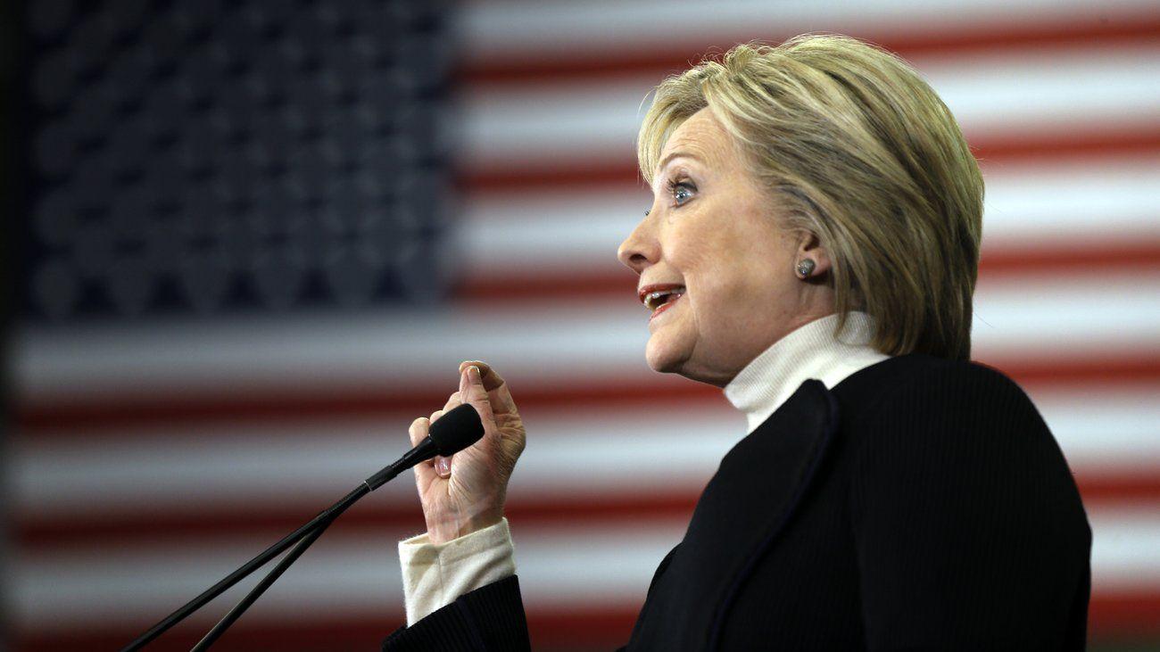 Hillary Clinton: Aus der Zeit gefallen