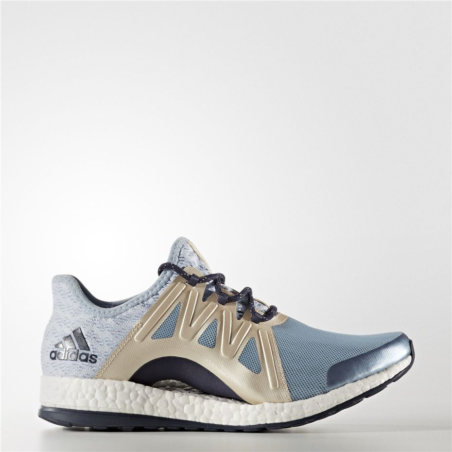 4bfa84369b65d Adidas PureBOOST Xpose Clima Shoes (Tactile Blue   Easy Blue ...