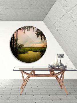 Waterway No. 2 By Midnight Bantam (Plexiglass) By Two Palms Art Bazaar At  Gilt
